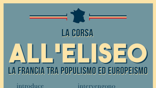 La corsa all'Eliseo (Salerno, 8 apr. 2017)