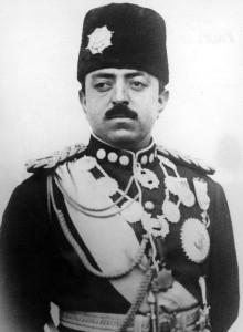 Amánullâh Khân, in carica dal 28 febbraio 1919 al 14 gennaio 1929