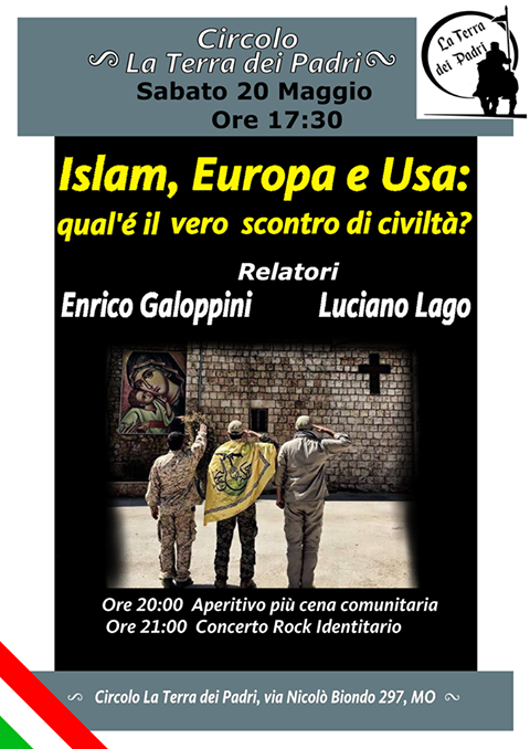 modena muslim Modena city hall and the local muslim community are to field traffic volunteers around the city mosque on fridays to tell worshippers where to park their cars the initiative was announced monday after dozens of muslims were fined for parking violations at the northern city's mosque last friday.