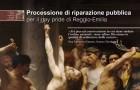 Processione di riparazione pubblica per il Gay Pride di Reggio Emilia (RE, 3 giu. 2017)