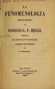 Hegel_La_fenomenologia_dello_spirito_1863