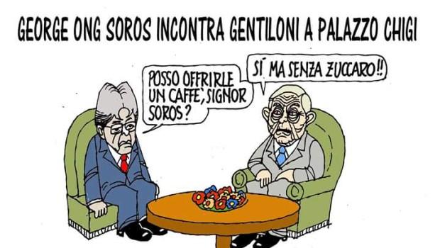 ONG sospette: indagate su Soros
