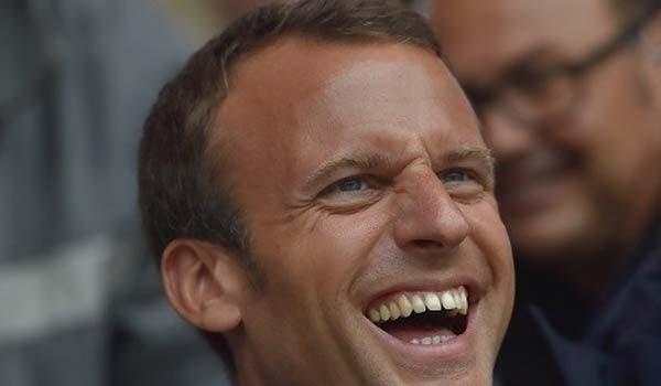 """""""L'Islam moderato"""" plaude all'elezione di Macron"""