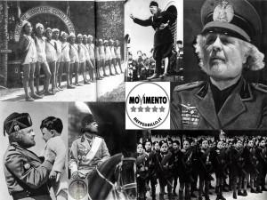 """Chi la fa l'aspetti: l'accusa di """"fascismo"""" non risparmia nessuno."""