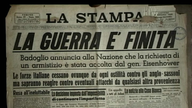 """""""To badogliate"""": un film sempre in voga nella """"Colonia Italia"""""""