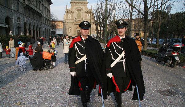 Carabinieri (italiani) stupratori? Il dubbio è lecito