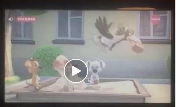 Propaganda pro-vaccini anche nei cartoni animati