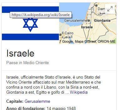 Il Sionismo ordina, Google esegue!