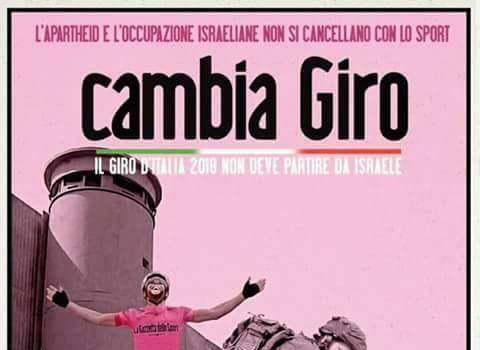 "Cosa c'entra ""Israele"" col Giro d'Italia?"