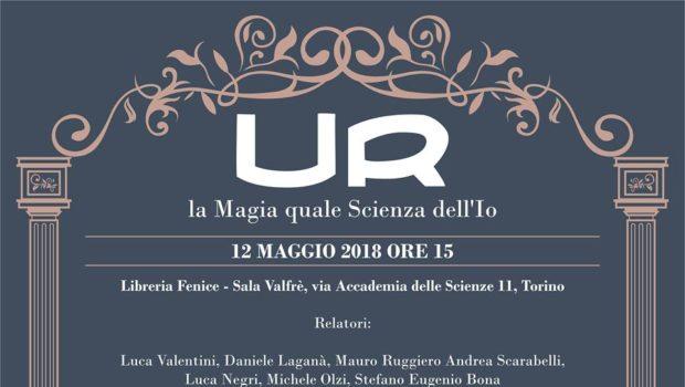 La magia quale scienza dell'io (Torino, 12 mag. 2018)