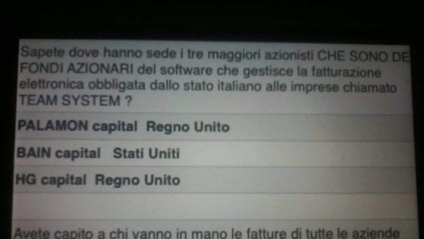 Gli italiani subiscono sempre tutto e zitti