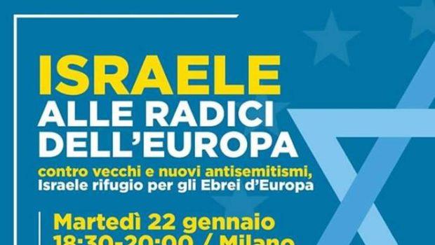 Israele chiama e il destrista risponde